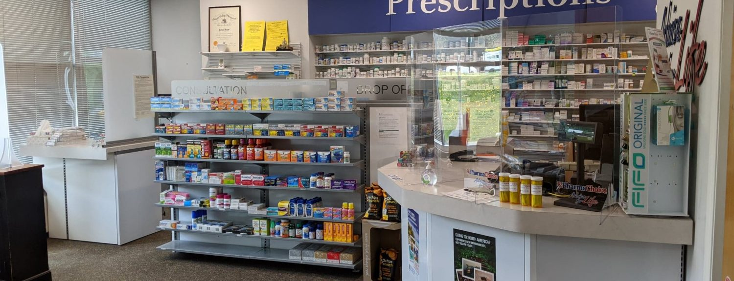 The Prescription Shop